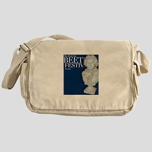 Beethoven Festival Logo Messenger Bag