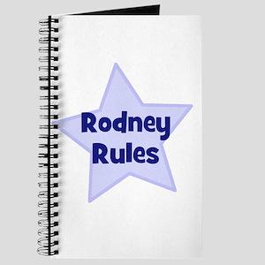 Rodney Rules Journal