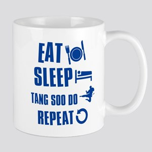 Eat sleep Tang Soo Do Mug