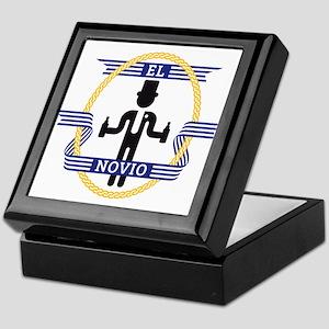 El Novio Keepsake Box