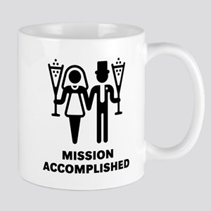 Mission Accomplished (Wedding / Marriage) Mug