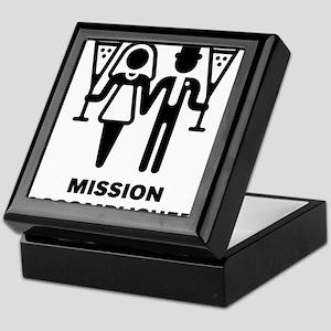 Mission Accomplished (Wedding / Marriage) Keepsake