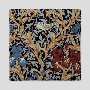 William Morris Iris Design Queen Duvet