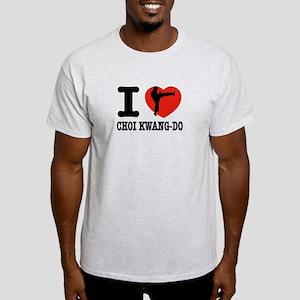 I love Choi Kwang Do Light T-Shirt