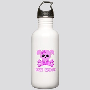 NCIS Chick Stainless Water Bottle 1.0L