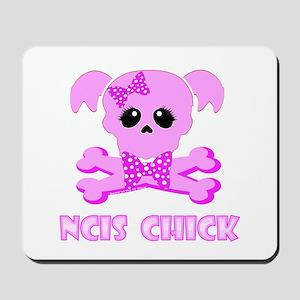 NCIS Chick Mousepad