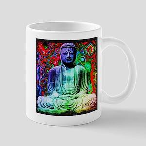 Life Tripping With Buddha Mug
