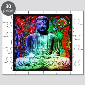 Life Tripping With Buddha Puzzle