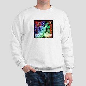 Life Tripping With Buddha Sweatshirt