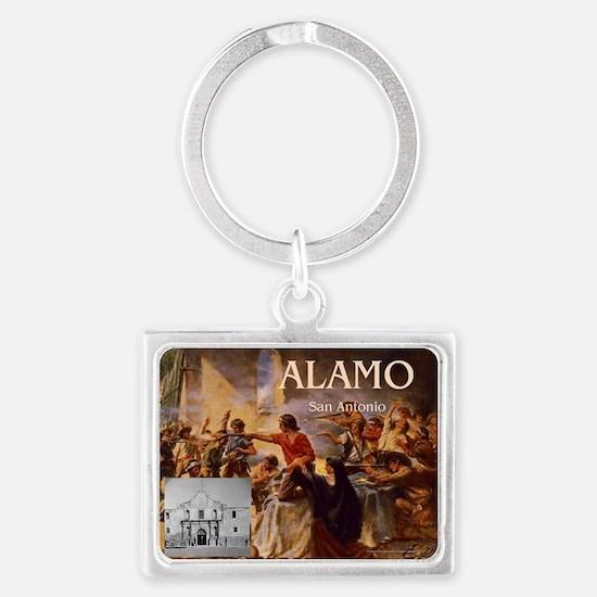 ABH Alamo Landscape Keychain