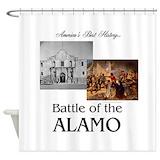 Alamo Shower Curtains