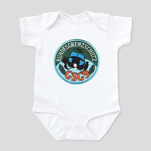 Germany GSG9 Infant Bodysuit