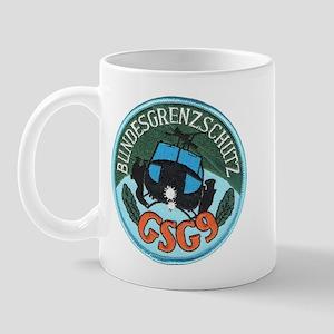 Germany GSG9 Mug