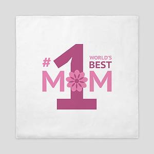 Nr 1 Mom Queen Duvet