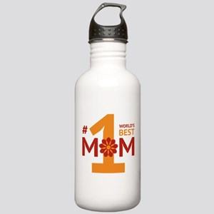 Nr 1 Mom Stainless Water Bottle 1.0L