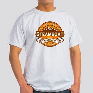 Steamboat Tangerine Light T-Shirt