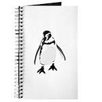 Humboldt Penguin smiling Journal