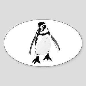 Humboldt Penguin smiling Sticker