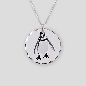 Humboldt Penguin smiling Necklace