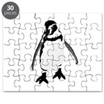 Humboldt Penguin smiling Puzzle