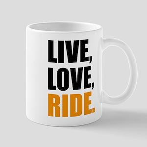 live love ride Mug