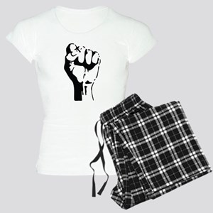 raised fist Pajamas