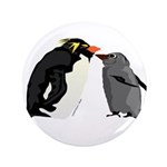 Rockhopper Penguin Mom and Baby Chick 3.5