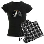 Rockhopper Penguin Mom and Baby Chick Pajamas