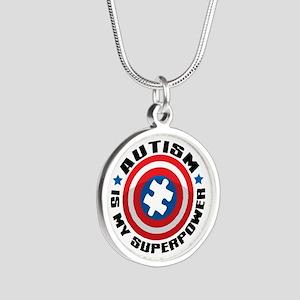 Autism Shield Necklaces