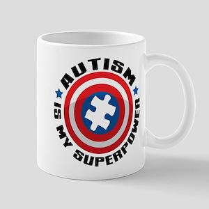 Autism Shield Mug