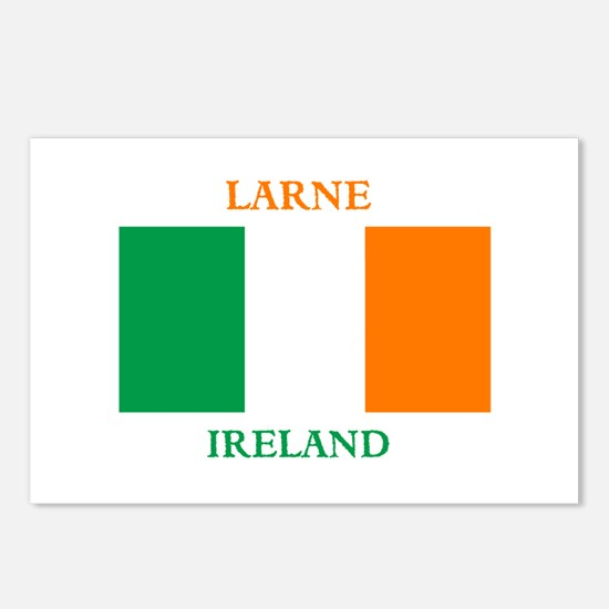 Larne Ireland Postcards (Package of 8)