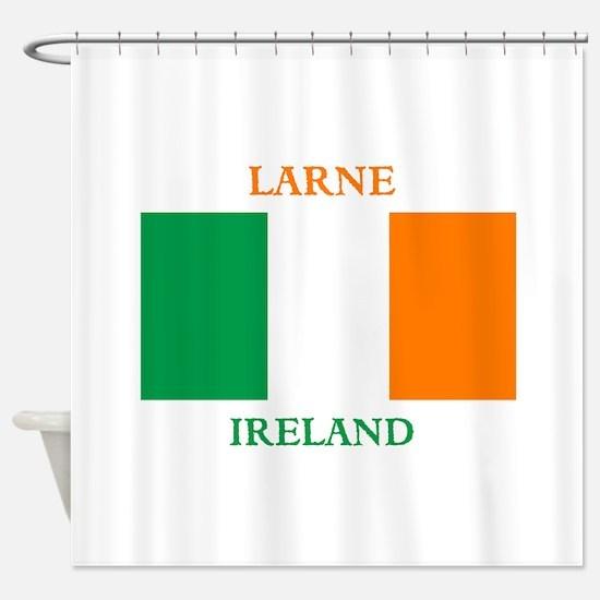 Larne Ireland Shower Curtain