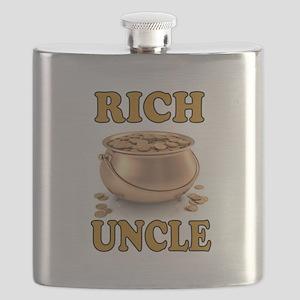 RICH UNCLE Flask