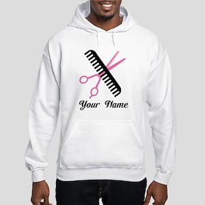 Personalized Stylist Hooded Sweatshirt