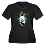 Grizzly WooF Plus Size T-Shirt