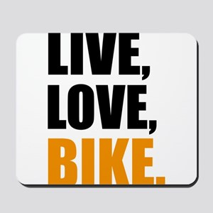 bike Mousepad