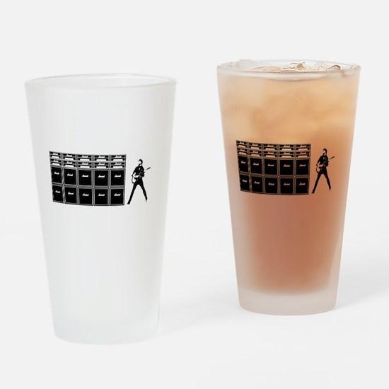 jcm800 marshall stacks Drinking Glass