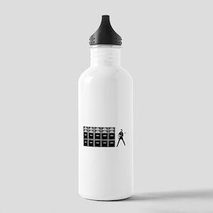 jcm800 marshall stacks Stainless Water Bottle 1.0L
