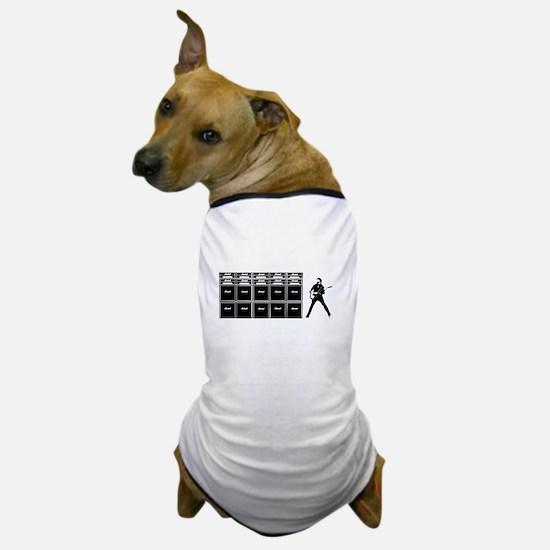 jcm800 marshall stacks Dog T-Shirt