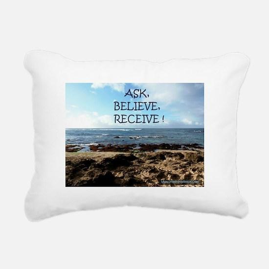 Cute Attractions Rectangular Canvas Pillow