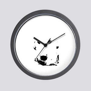 My Lab Wall Clock