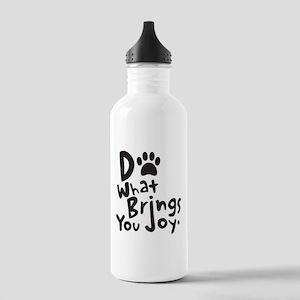 Do What Brings You Joy Water Bottle