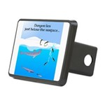 Leopard Seal Penguins and Ice Hitch Cover