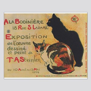 Two Cats, Vintage Poster, Steinlen Posters