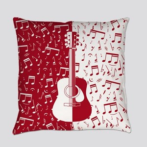 MG4U guitar art Everyday Pillow