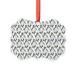 Penguin Pattern 1 Ornament