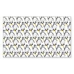 Penguin Pattern 1 Sticker