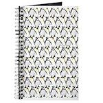 Penguin Pattern 1 Journal