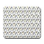 Penguin Pattern 1 Mousepad