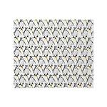 Penguin Pattern 1 Throw Blanket